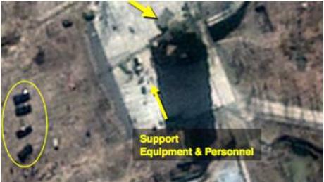 AP: Serviciile secrete sud-coreene spun ca in Coreea de Nord se pregateste un TEST NUCLEAR
