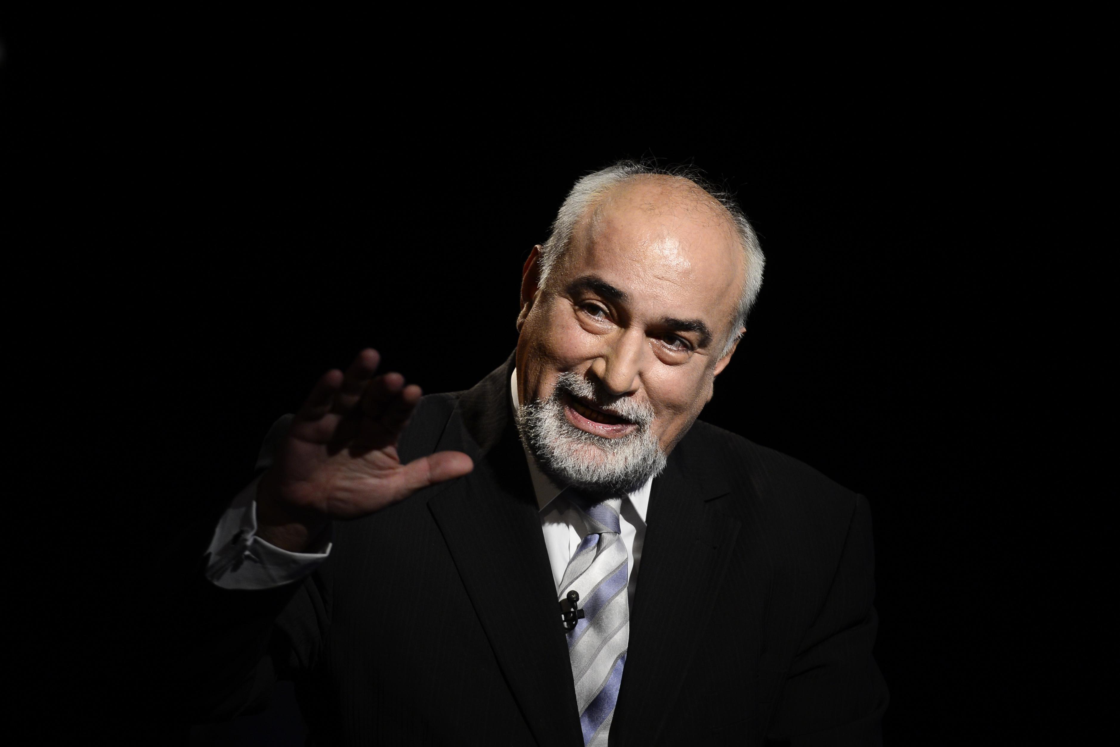 Senatorul PNL Varujan Vosganian a fost propus de Uniunea Scriitorilor din Armenia pentru premiul Nobel pentru literatura