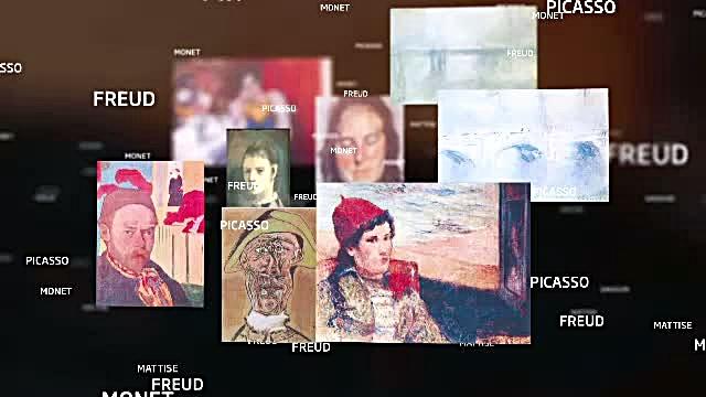 Sase persoane au fost trimise in judecata in cazul furtului de tablouri de la Rotterdam