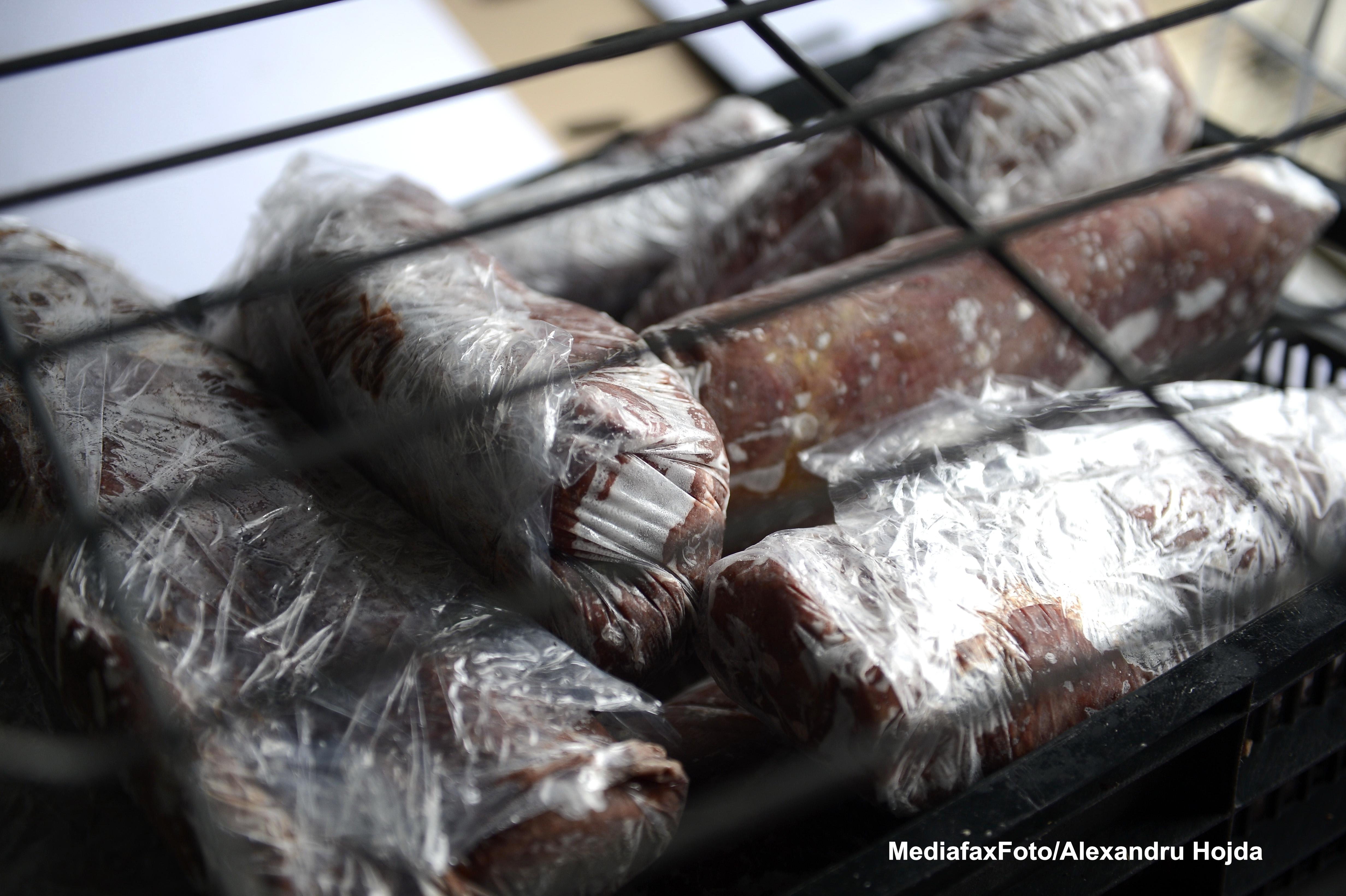 ANSVSA: Frauda comerciala in cazul pastei de mici cu carne de cal, firma va fi amendata