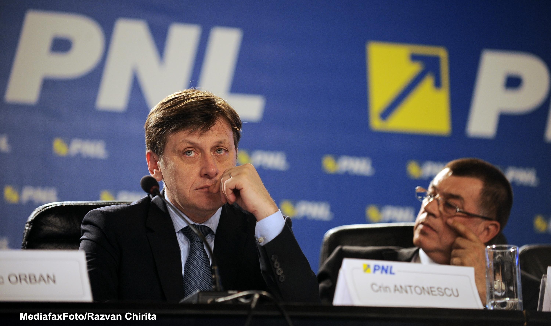 Radu Stroe a fost exclus din PNL. Crin Antonescu l-a numit