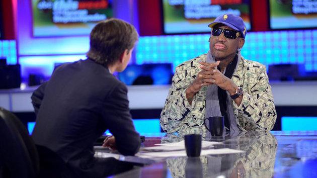 Dennis Rodman, primul interviu dupa intalnirea cu Kim Jong Un: