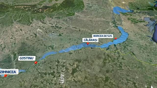 Proiectul care va transforma Dunarea intr-un fluviu al deltelor.
