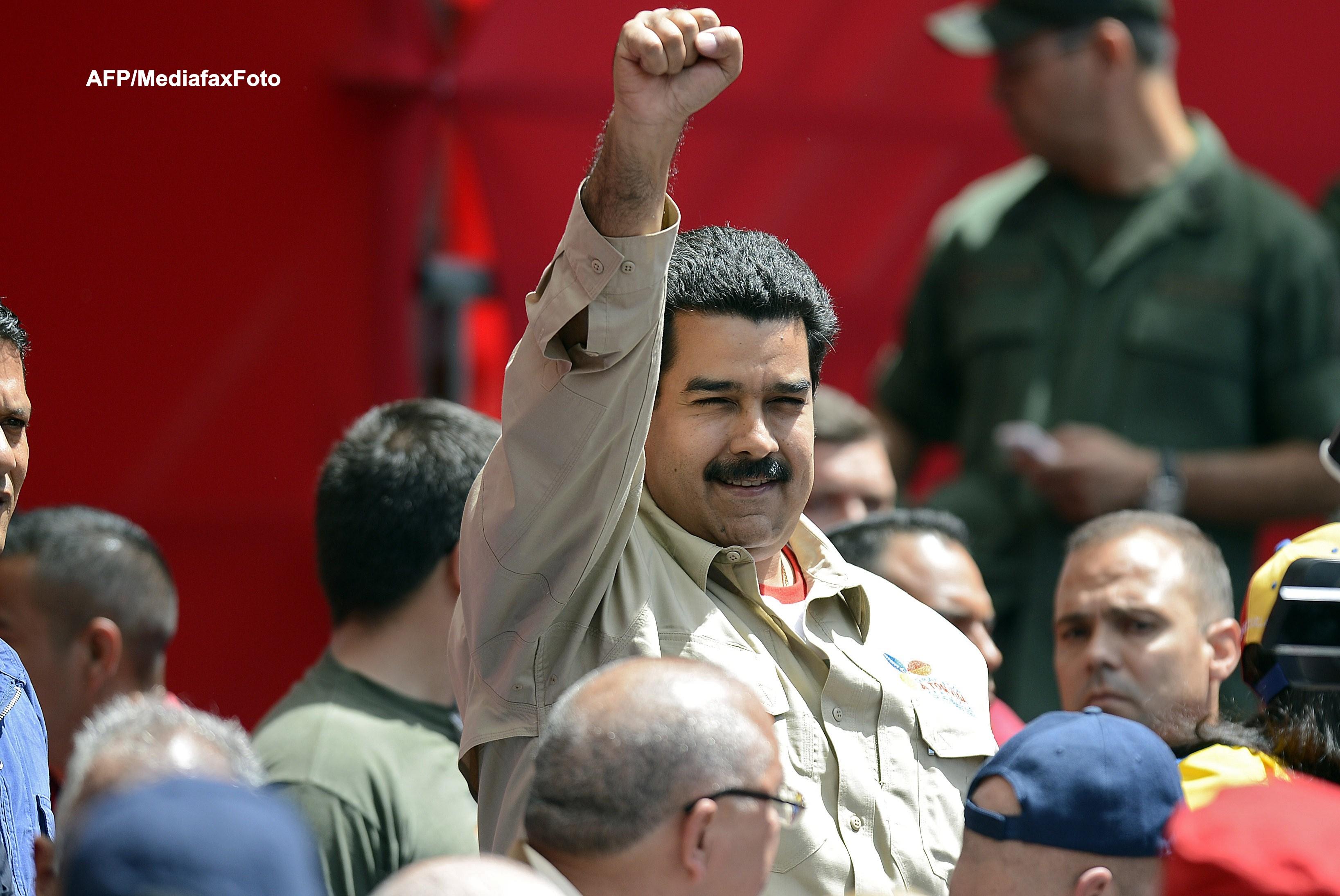 Cine este Nicolas Maduro, succesorul desemnat al presedintelui Hugo Chavez: fost sofer de autobuz