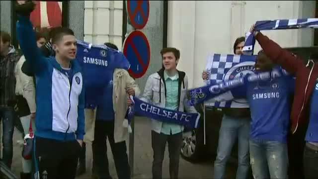 Steaua - Chelsea, in direct la ProTV si pe Voyo.ro, azi la 20:00. Cum vezi meciul pe net