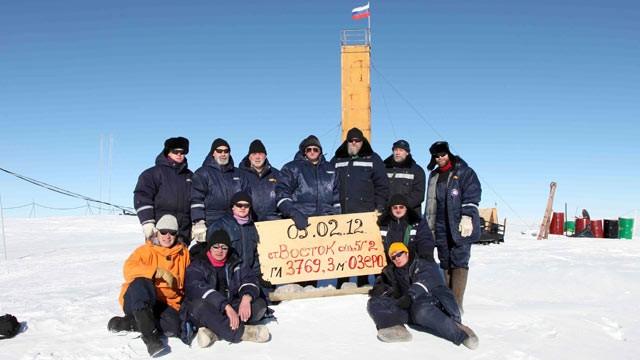 Exista viata extraterestra ascunsa sub gheata din Antarctica? Ce s-a descoperit pe fundul unui lac