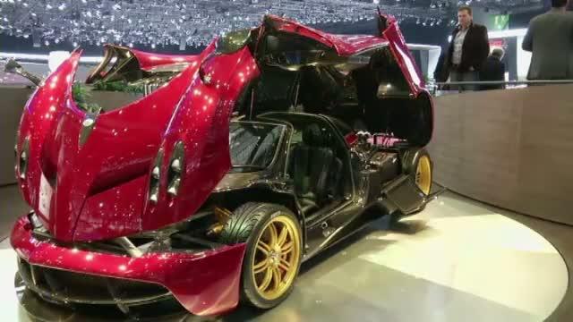 Salonul auto de la Geneva. Masini inteligente pentru soferii care vor sa iasa din anonimat