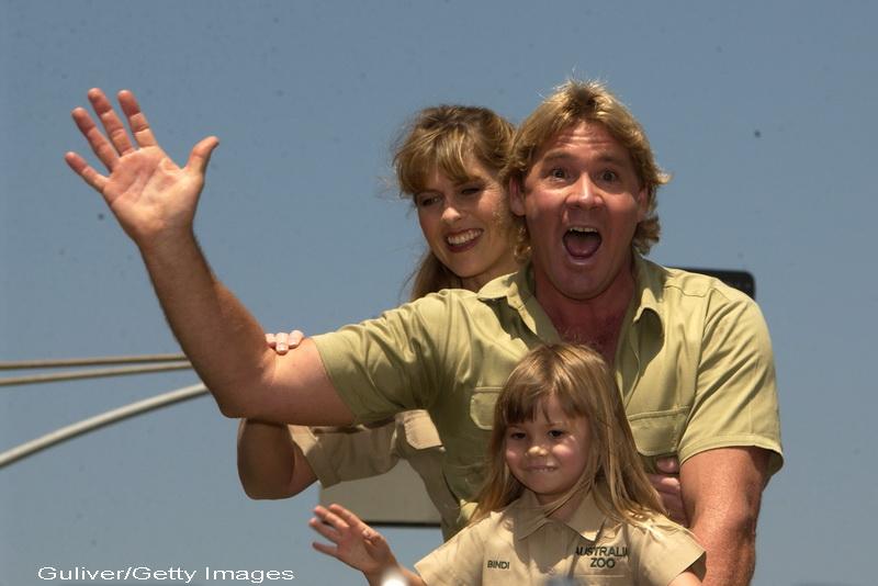 Bindi, fiica lui Steve Irwin, va juca rolul lui Nim in