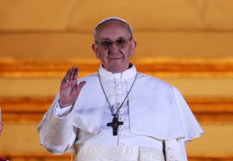 Primul discurs al Papei Francisc, dupa alegerea sa in functia de Suveran Pontif