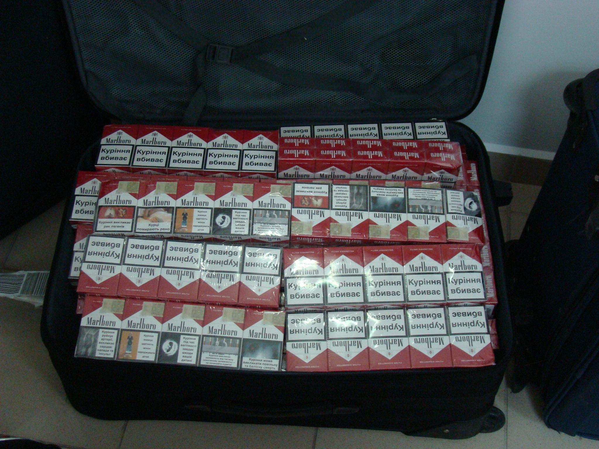 Politistii din Maramures au confiscat peste 17.000 de pachete de tigari de contrabanda
