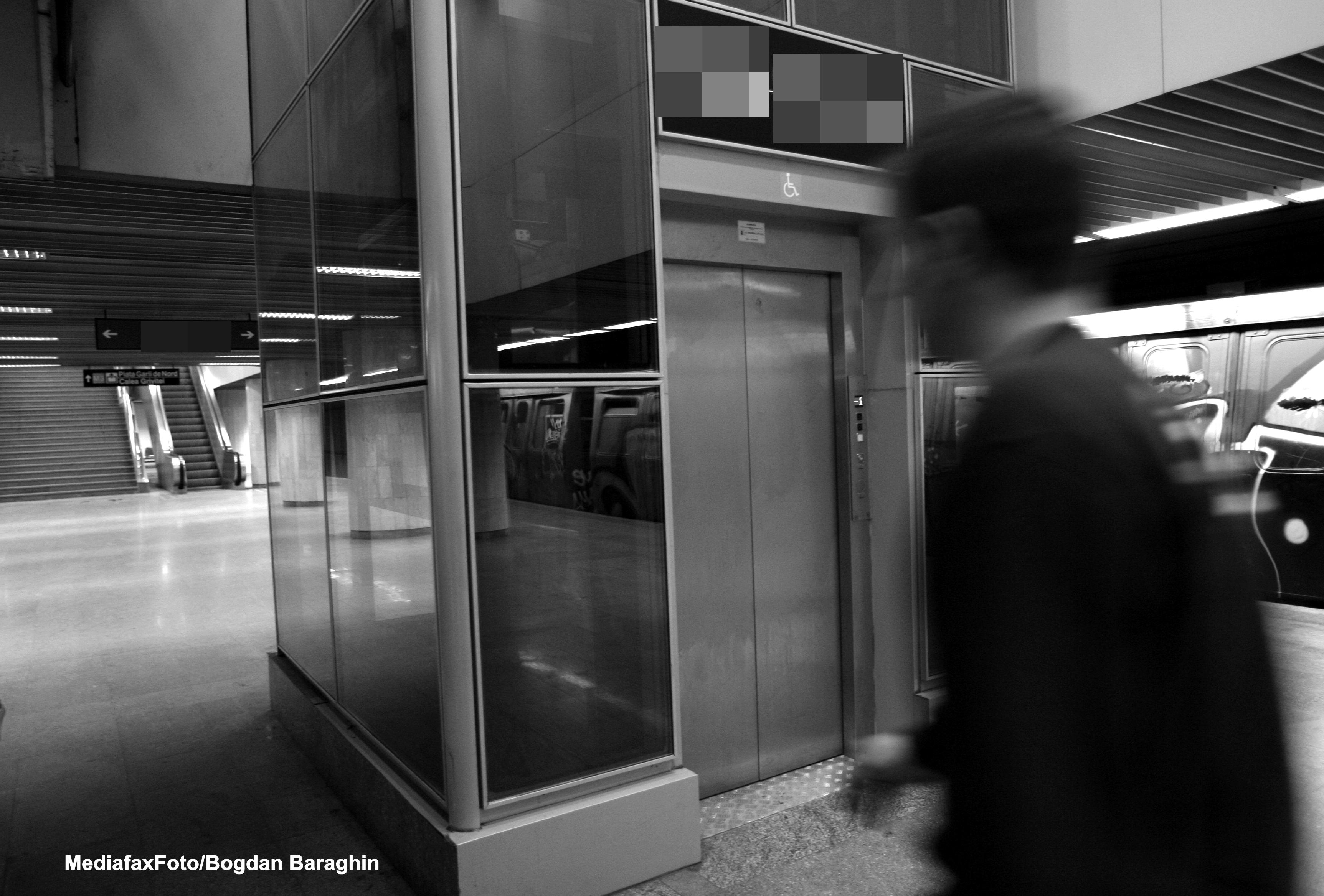 Surse: Judecatoarele Costache si Dinu, pacalite ca nu se pot face interceptari in lifturile de la TB