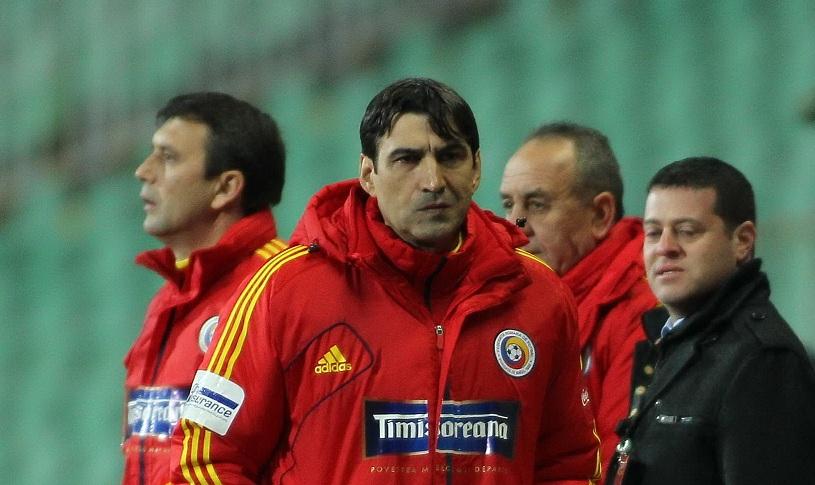 ROMANIA - UNGARIA 2-2. Victor Piturca: