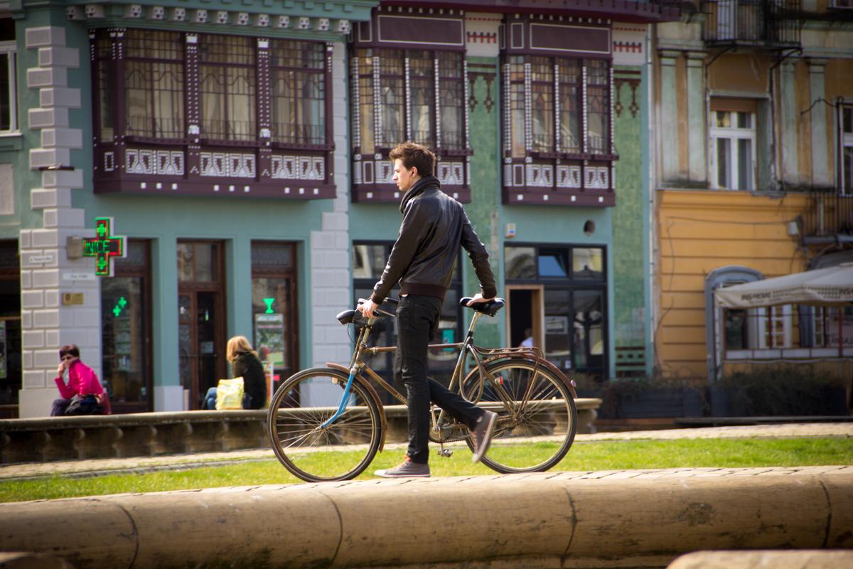 Biciclistii se vor putea plimba in centrul Timisoarei… cu program. Ce restrictii impune Primaria