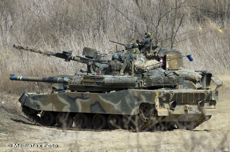 Coreea de Nord face exercitii militare cu munitie de razboi. Sud-coreenii sunt ingrijorati: