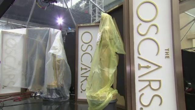 OSCAR 2014. Pregatirile pentru cea mai asteptata seara din cinematografie, pe ultima suta de metri
