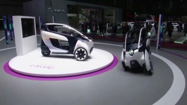 900 de masini prezentate la Salonul Auto de la Geneva.