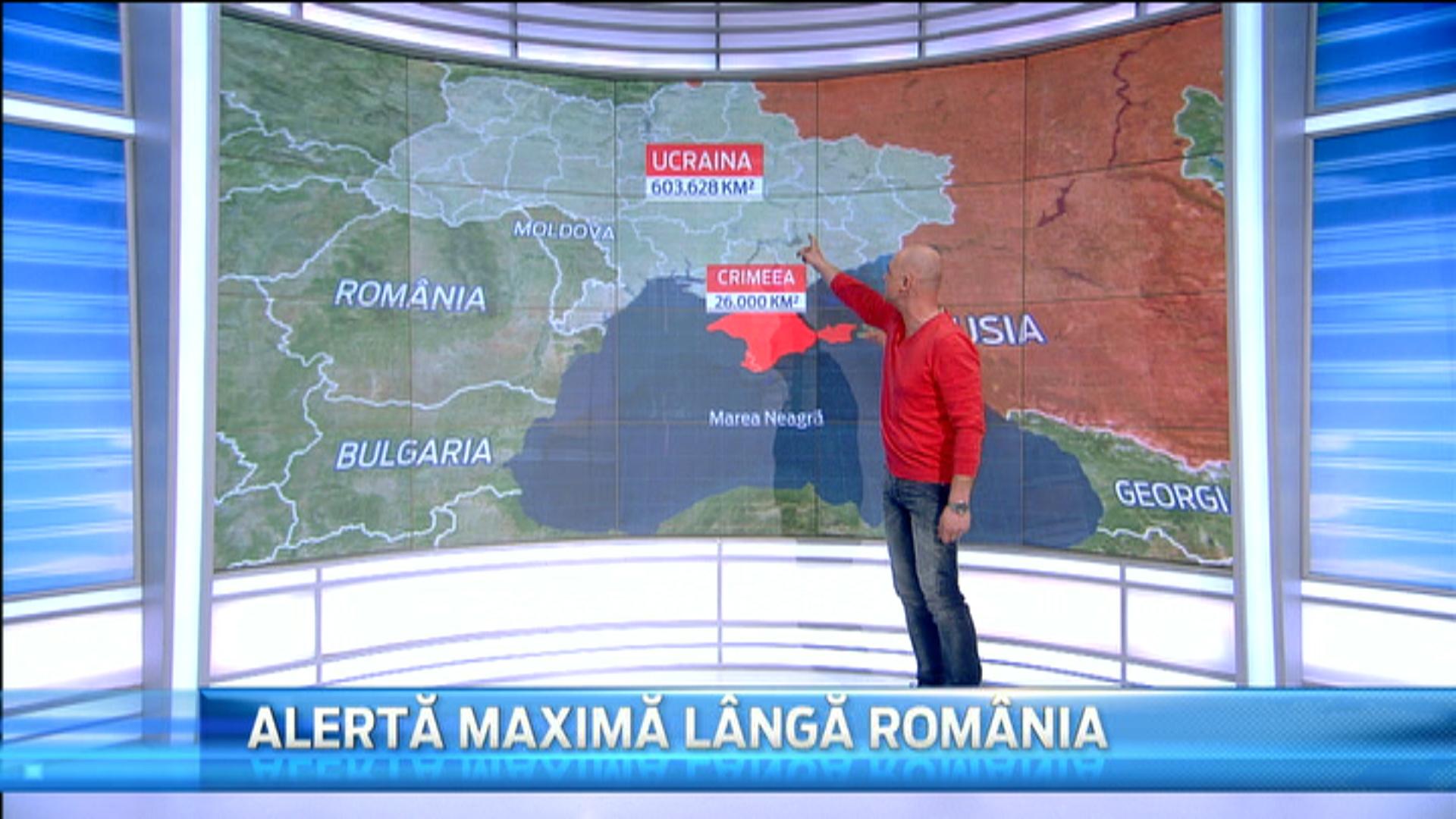 Analiza Catalin Radu Tanase, despre cat de grava este situatia in Crimeea si care sunt interesele Rusiei in zona