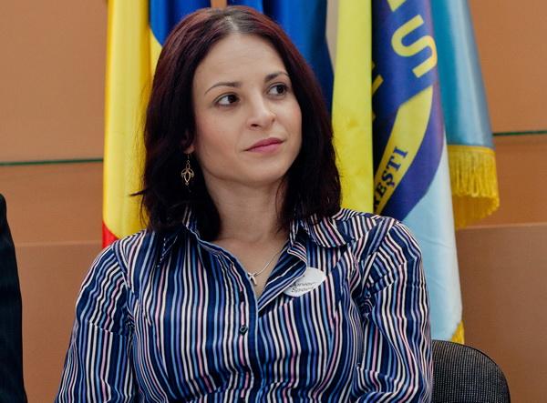 Alegeri europarlamentare. Fosta gimnasta Corina Ungureanu si-a depus candidatura pentru Parlamentul European, ca independent