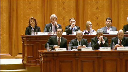 Curtea Constitutionala a respins cu majoritate de voturi sesizarea PDL. Guvernul Ponta 3 ramane in functie