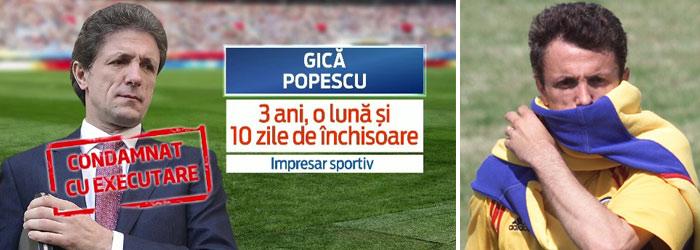 Antonescu si Zgonea, printre cei care cer gratierea lui Gica Popescu. Cati semnatari a adunat contrapetitia si ce zice Ponta
