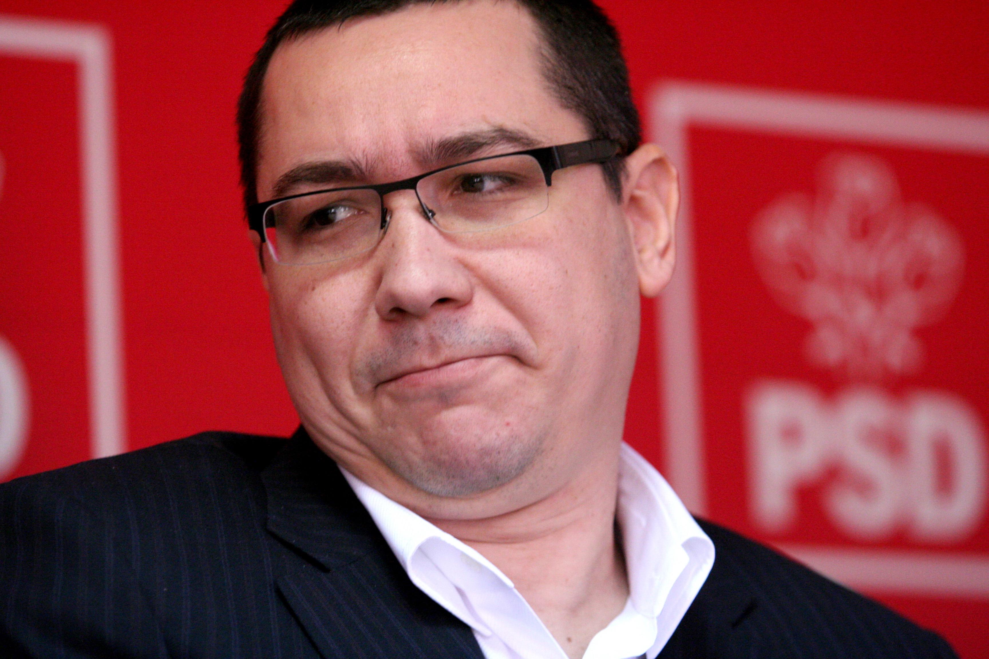 Victor Ponta l-ar gratia, daca ar fi presedinte: