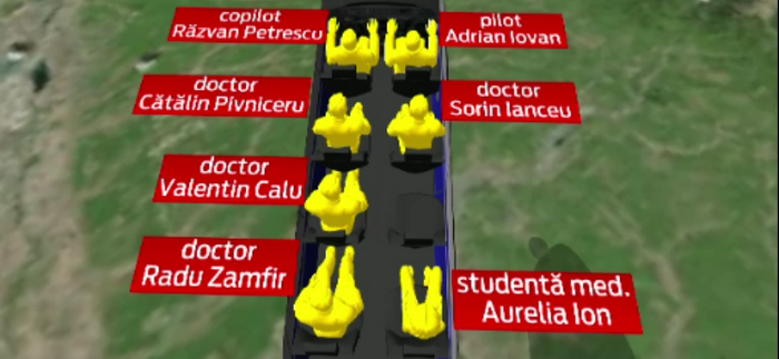 Ancheta accidentului aviatic din Muntii Apuseni este in impas. Procurorii nu stiu cine a pilotat avionul inainte de prabusire