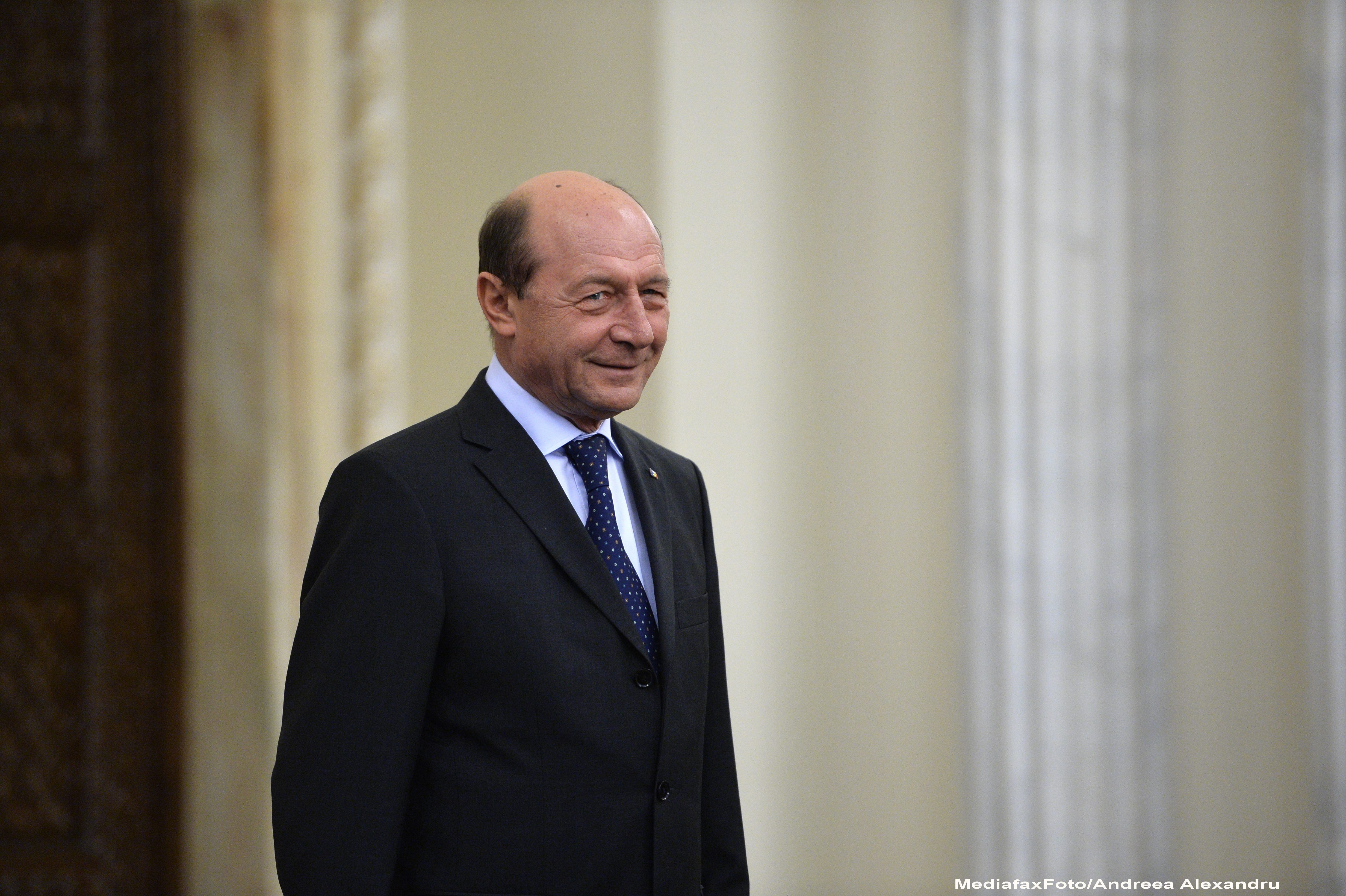 Basescu, despre gratierile lui Gica Popescu si Becali: Pana acum nu am avut motive sa acord niciuna in acest mandat