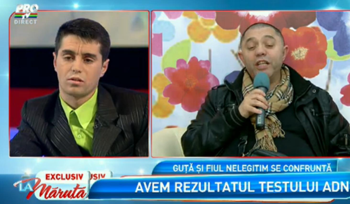 Nicolae Guta NU are inca un fiu. Testul ADN a dovedit acest lucru