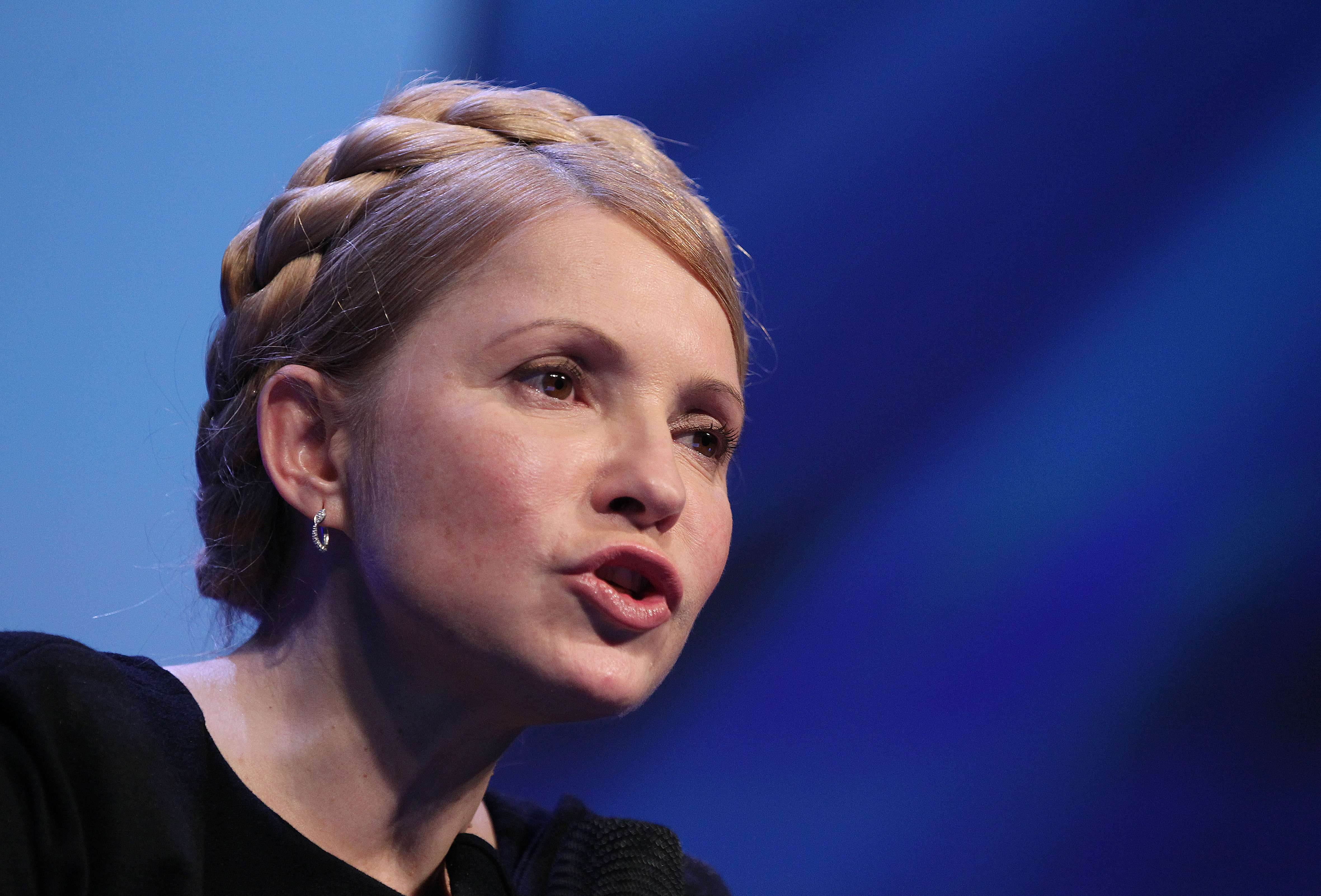 Iulia Timosenko: Putin este inamicul numarul unu al Ucrainei, ne-a luat pamantul cu armele