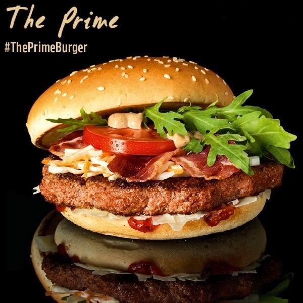 Cel mai scump hamburger lansat pana acum de McDonald's. Cum arata sandvisul de 40 de lei
