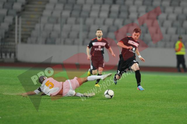 U Cluj - Gaz Metan se joaca la Targu Mures. Stadionul va fi omologat de urgenta