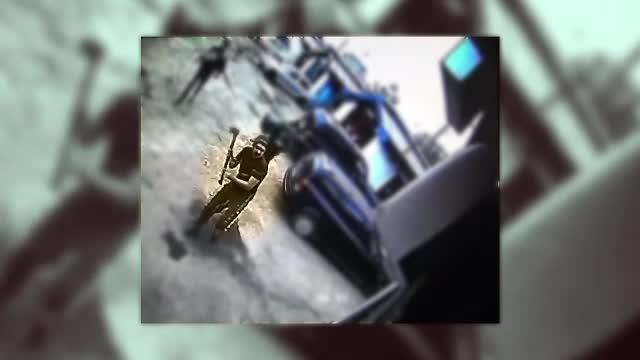 Cine este tanarul care a atacat cu toporul doi mecanici auto din Iasi. Anul trecut, a amenintat un frizer din cauza tunsorii