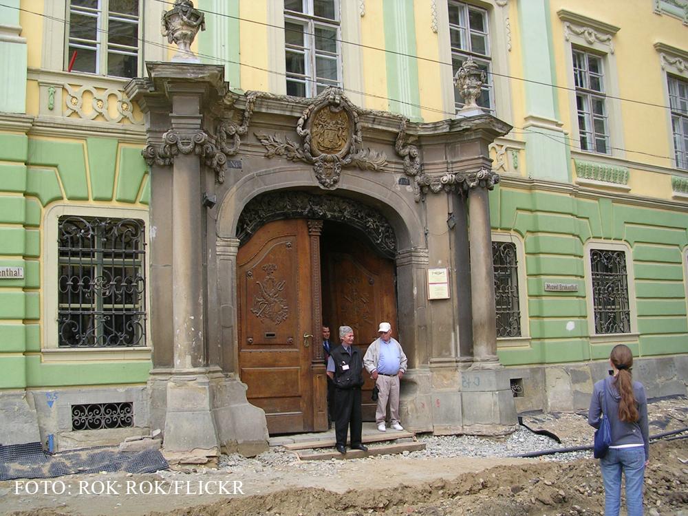 Primul muzeu din Romania este la un pas de inchidere. Nu a mai fost restaurat de peste 200 de ani