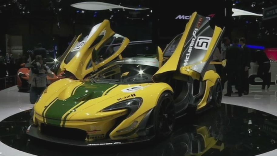 Salonul Auto de la Geneva. Ferrari a prezentat noul bolid 488 GTS: are motor V8 si 660 de cai putere