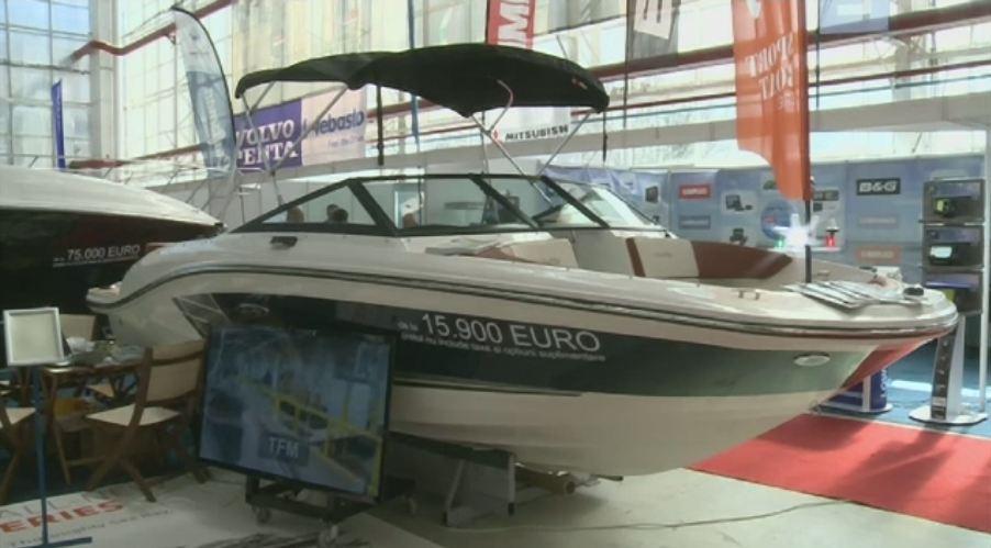 De la barci de 300 de euro, pana la iahturi de lux de 170.000. Ce gasim la Targul Nautic din Bucuresti