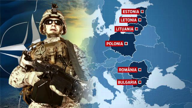 Ministrul de externe german: Germania e pregatita sa participe la crearea in Romania a unui comandament NATO