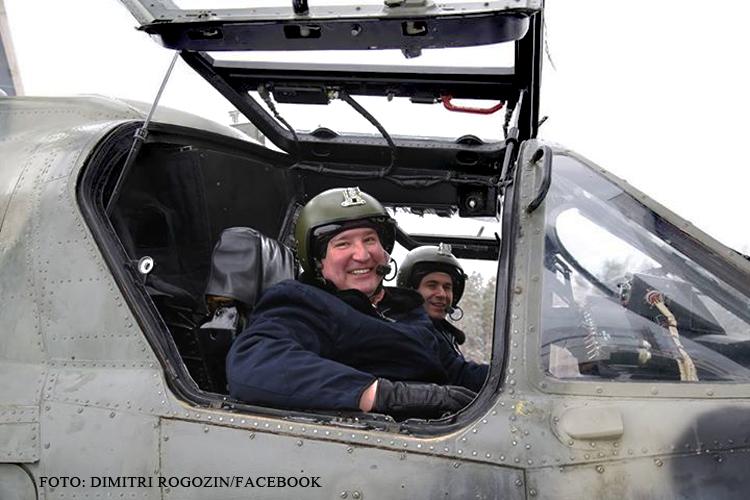 Vicepremierul Rogozin acuza NATO ca pregateste un atac prin Internet.