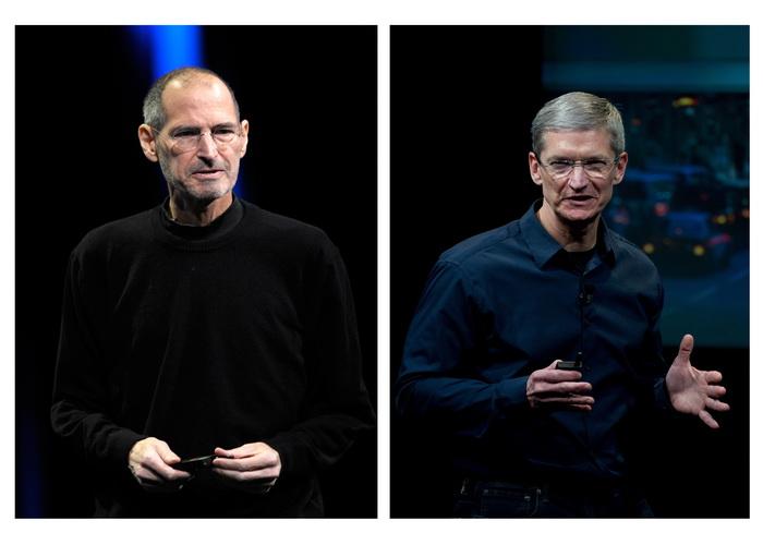 Steve Jobs a refuzat sa primeasca o portiune din ficatul lui Tim Cook, cu doi ani inainte sa moara: