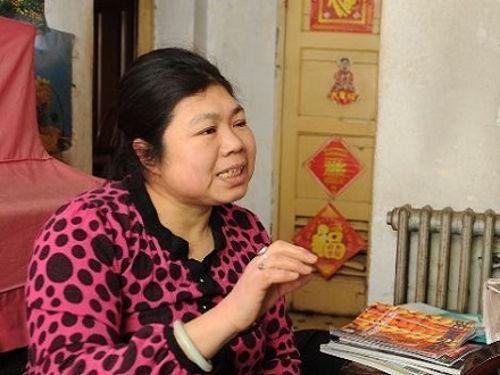 Femeia din China care are o memorie