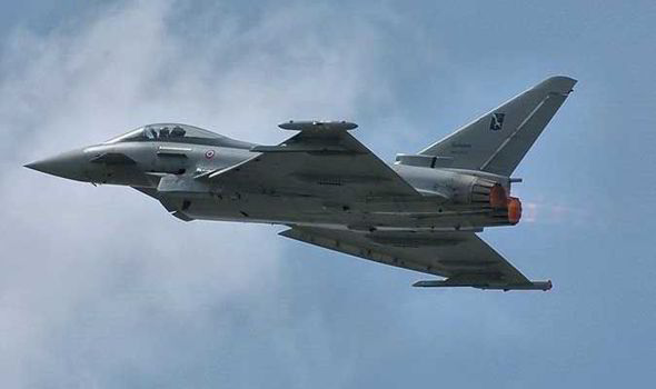 Avioane militare ruse depistate deasupra Marii Baltice. Suedia si NATO au trimis avioane de interceptare