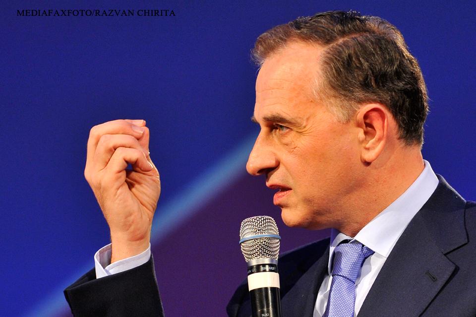 PNL si partidul lui Mircea Geoana au incheiat un protocol de colaborare. Scopul: daramarea guvernului Ponta