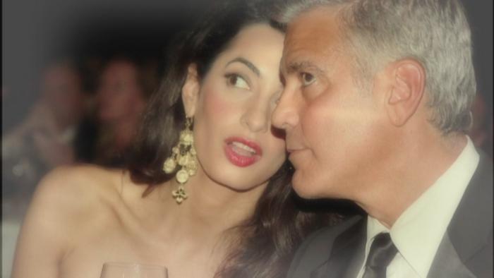 Sotia lui George Clooney ar fi facut o criza de gelozie. Scarlett Johansson, marea problema