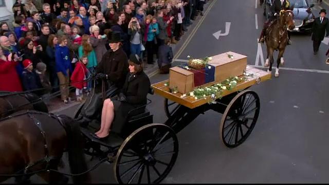 Richard al III-lea, ucis in urma cu peste 500 de ani, are, in sfarsit, funeralii demne de un monarh