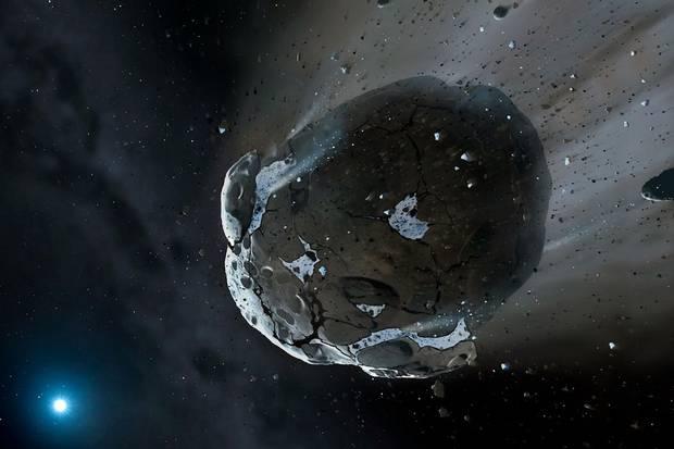 Asteroidul-mamut 2014 YB35 trece vineri pe langa Terra. Ce spune NASA despre riscul impactului nimicitor cu planeta noastra