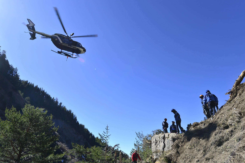 Lufthansa a facut prima plata catre rudele victimelor. Vestea cea mai proasta vine insa din munti: