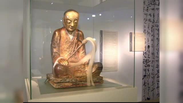 China vrea sa recupereze statuia lui Buddha in care se afla o mumie. Pretiosul artefact a fost expus in Ungaria