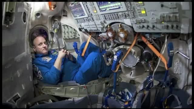Misiune fara precedent: 1 an in spatiu. Un astronaut va fi comparat cu fratele sau geaman dupa 12 luni pe Statia Spatiala