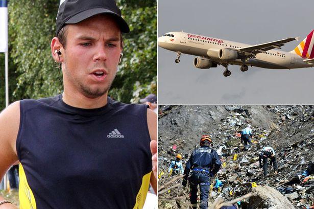 Prabusirea avionului Germanwings: Copilotul Andreas Lubitz a cautat pe internet informatii despre modalitatile de a se otravi