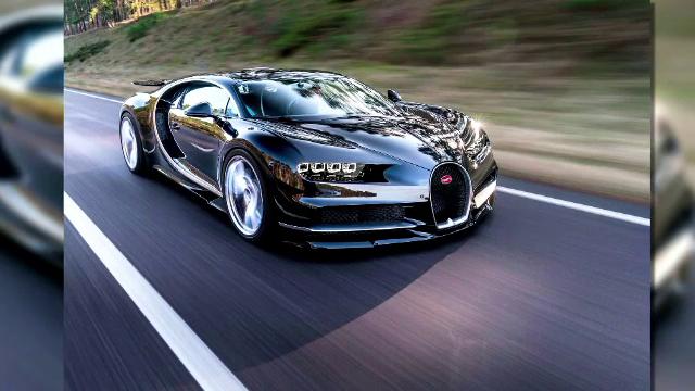 Salonul Auto de la Geneva. Bugatti Chiron, vedeta evenimentului, ajunge in cateva secunde la viteza de 420 km/ora