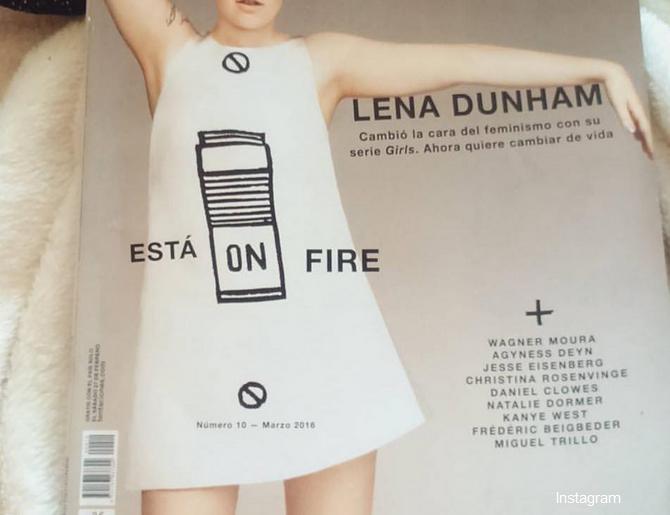 O actrita celebra a protestat impotriva unei reviste care i-a modificat corpul in Photoshop. Cum i-a raspuns publicatia